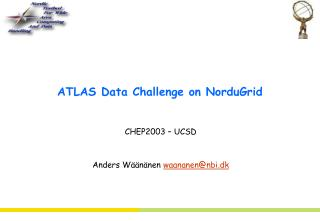 ATLAS Data Challenge on NorduGrid