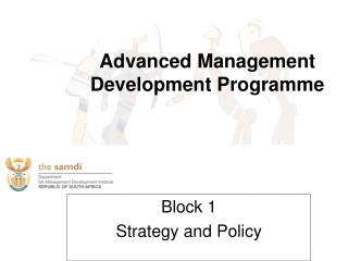 Advanced Management Development Programme