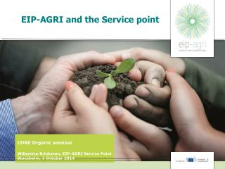 EIP-AGRI and the Service point
