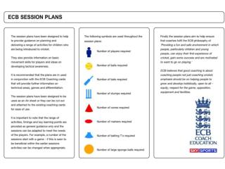 ecb 10 session plan