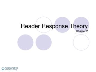 Reader Response Theory Chapter 2