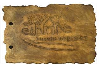 Project:- Ethnic – A Village Resort cum Plotting Scheme.