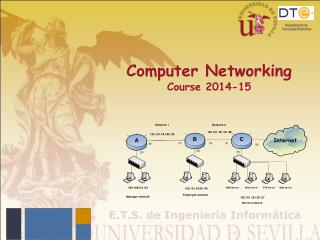 Computer Networking Course 2014-15