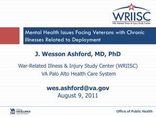 Mental Health Issues Facing Veterans with Chronic Illnesses Related to Deployment
