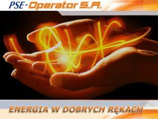Instrukcja Ruchu i Eksploatacji Sieci Przesyłowej PSE-Operator S.A.