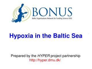 Hypoxia in the Baltic Sea