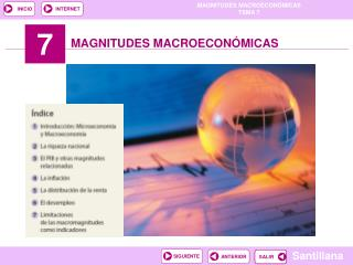 MAGNITUDES MACROECON MICAS