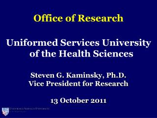 Office of Research
