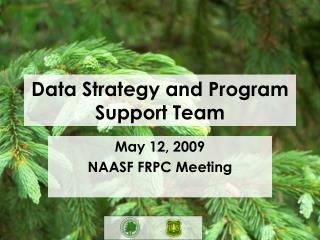 Data Strategy and Program Support Team