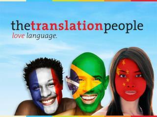 The  Translation  People