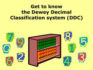 Get to know the Dewey Decimal Classification system (DDC)