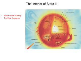 The Interior of Stars III