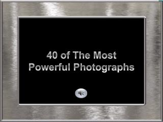 40 of The Most Powerful Photographs