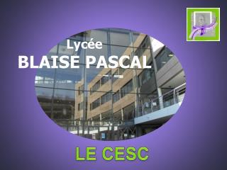 LE CESC