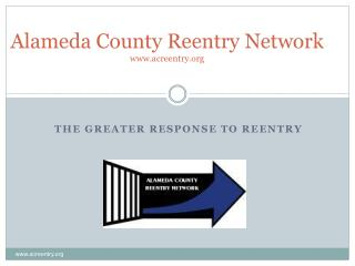 Alameda County Reentry Network acreentry