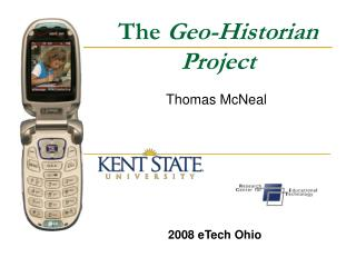 The  Geo-Historian Project