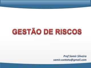 Prof Samir  Silveira samir.contato@gmail