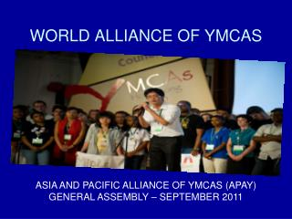 WORLD ALLIANCE OF YMCAS