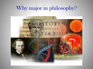 Why major in philosophy?