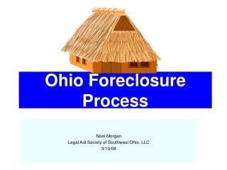 Ohio Foreclosure Process