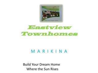 Eastview   Townhomes