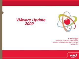 VMware Update 2009