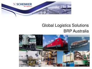 Global Logistics Solutions  BRP Australia