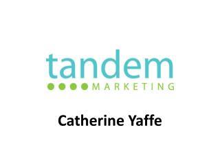 Catherine  Yaffe