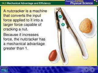 How does the actual mechanical advantage of a machine compare to its ideal mechanical advantage?