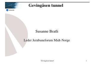 Gevingåsen tunnel