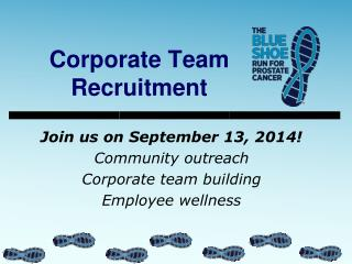Corporate Team Recruitment