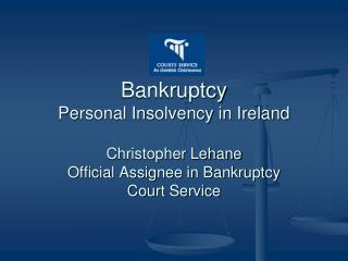 Law Governing Bankruptcy