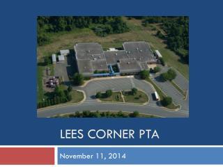Lees Corner PTA