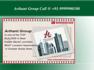 Arihat Group-Top Real Estate Builder