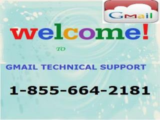 1-855-664-2181 Gmail Password Support Contact Number
