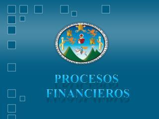 Procesos  financieros