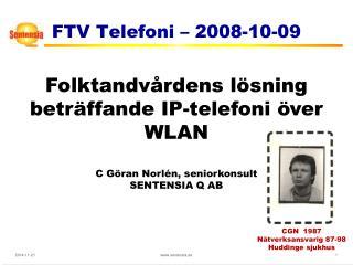 FTV Telefoni – 2008-10-09