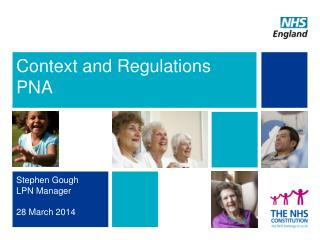 Context and Regulations PNA