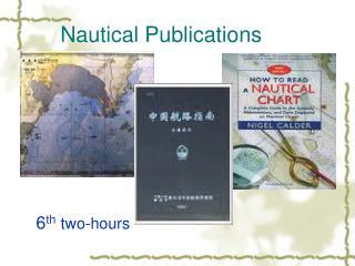 Nautical Publications