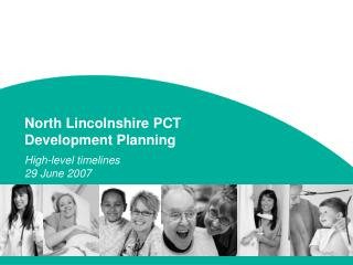 North Lincolnshire PCT Development Planning