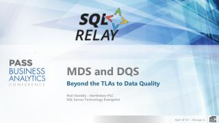 MDS and  DQS