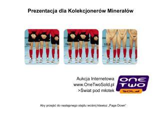Prezentacja dla Kolekcjonerów Minerałów
