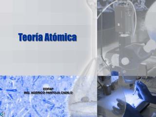 Teor�a At�mica