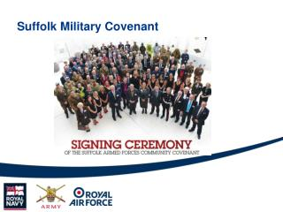 Suffolk Military Covenant