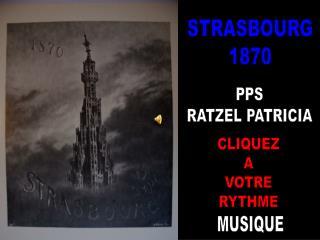 STRASBOURG 1870