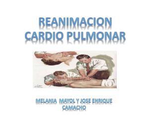 REANIMACION CARDIO PULMONAR
