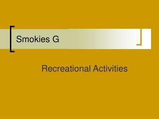 Smokies G
