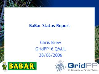 BaBar Status Report