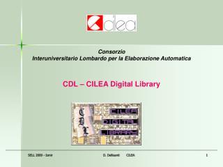 Consorzio  Interuniversitario Lombardo per la Elaborazione Automatica