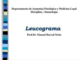 Departamento de Anatomia Patol gica e Medicina Legal Disciplina : Imunologia